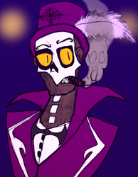 Baron Samedi by Serial-man
