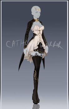 (CLOSED) Adopt Auction - Outfit 34 by cathrine6mirror