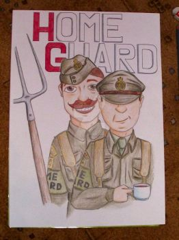Home Guard by PBCooper