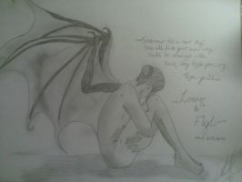 She Gaves Us Wings by Twilight-Contessa