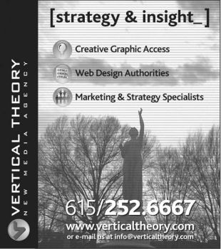 Vertical Theory Newspaper Ad by ranger99