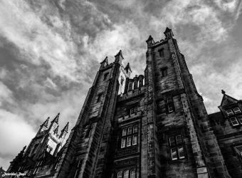 Gothic Towers by Immortalised-Images