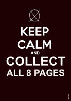 Keep Calm and Collect All 8 Pages by Mary-Aisha