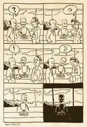 30 days of comics 10 by naha-def
