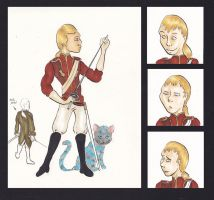 The Way Madness Lies - Character sheet - Perry by Alex-Hammond