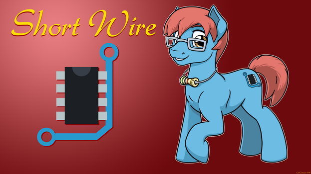 Commissioned by Bodie Malik - Short Wire by LateCustomer