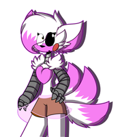 CrystalWolfPaw .:Requested:. by PegasusVixen7950