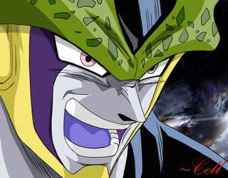 Perfect Cell by RayDesanto