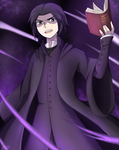 Severus Snape by ExothermicEX