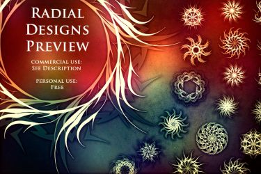 Radial Design Pack (with Preview) by XResch