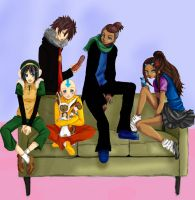 Avatar- we are family by Memory1164
