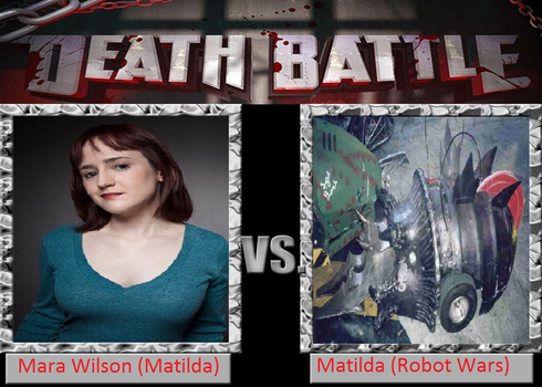 Matilda Vs Matilda by Headbanger14