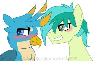 Spoiler (I guess?) - Precious Beans by iPandacakes