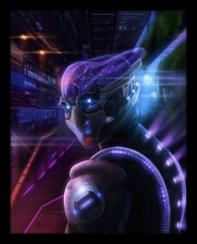 Positronic by Rahll