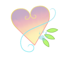 Pastel heart cutie mark Auction: CLOSED! by Beadedwolf22