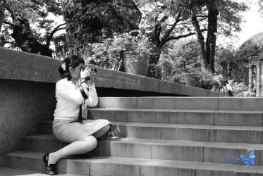 photographer bnw by bloodyblue