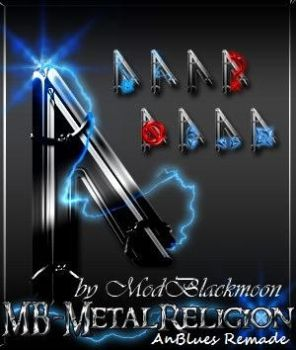 MB-MetalReligion by AnBlues