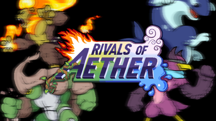 Rivals of Aether Wallpaper by kingnoel