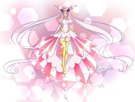 Mega Sailor Diancie by foogie