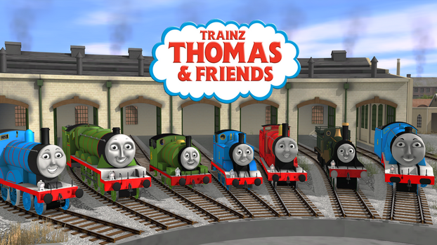 Thomas and Friends favourites by Teaganm on DeviantArt