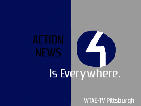WTAE Action News 2000 logo by PikachuxAsh