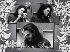 johnny depp by AngeliqueLuv