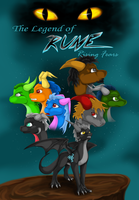 The Legend of Rune - Poster Art by MissRiverstyxx