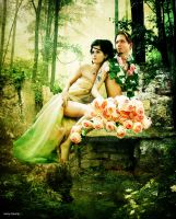 midsummer lovers by 1chick1