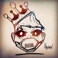 Kinpixed Avatar Creation Process - Step 1 by Kinpixed