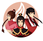 Ozai's Angels by TheChildrenReason