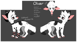 Oliver Ref Sheet by Fosbat