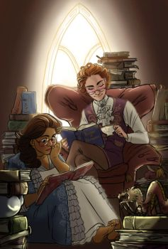 Library by iesnoth