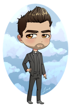 Preacher - Jesse Custer by TheRegalCupcake