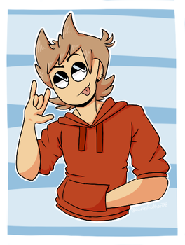 Tord mah boi by Ravenfeather788