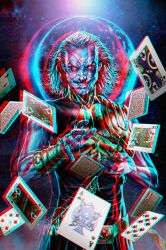 The Grandmaster Conversion 3D by Fan2Relief3D