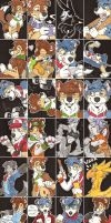 MFF 2014 art cards by TimWeeks