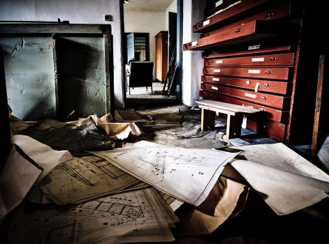 Urbex Projects by AbandonedZone