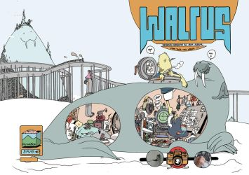 Walrus by royalboiler