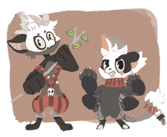We're basically brothers by BadgerBean