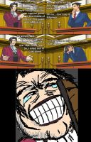 Miles Edgeworth and His Terrible Puns #5 by DarkMatter89