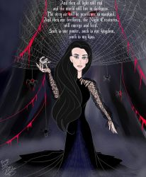 Penny Dreadful Mother Of  Evil by E-Ocasio