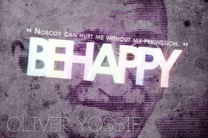 Be happy by VBAadmin