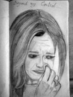 Weight of Tears... by MilanPad