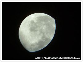 Photo -:- Full Moon by Toadychan