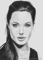 Angelina Jolie by blacklady-vip
