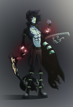 Grim Reaper by RemiReckless