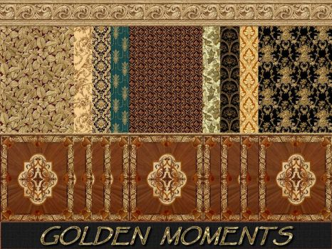 Golden Moments by allison731