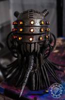 Nightmare Fuel Helmet by TwoHornsUnited