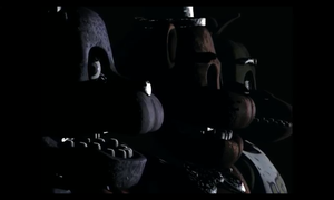 FNAF 3 Trailer Screenshot by PFT-Production