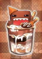 Domo Chocolate Parfait by wangqr